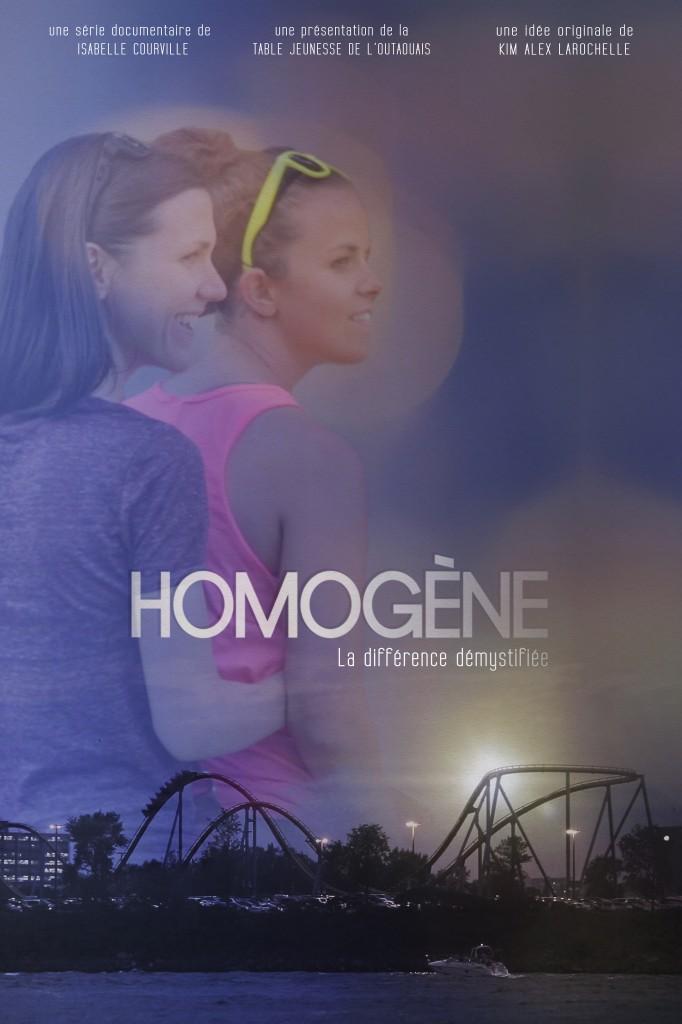 Homogène - Affiche Officielle